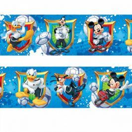 Bord Myszka Miki Donald i Pluto Pasek Guffy