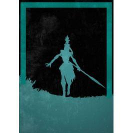 League of Legends - Kalista - plakat