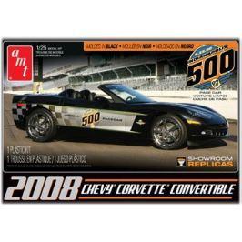 Model Plastikowy Do Sklejania AMT (USA) - 2008  Corvette Indy Pace Car