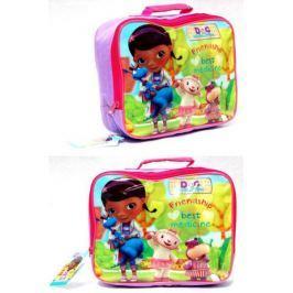 Doktor Dosia McStuffins Lunch Box Dla Dzieci termiczna lodówka do szkoły, przedszkola na wycieczki
