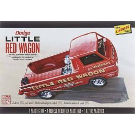 Model plastikowy - Dodge Little Red Wagon - Lindberg