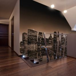 Fototapeta - Nowy Jork - sepia