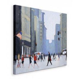 5th Avenue - New York - Obraz na płótnie