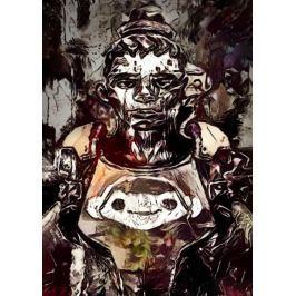 Legends of Bedlam - Lucio, Overwatch - plakat