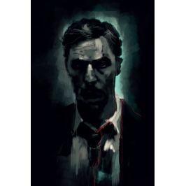 Detektyw - plakat premium