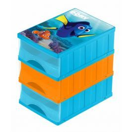 Pojemnik z szufladami Gdzie jest Dory - Nemo organizer