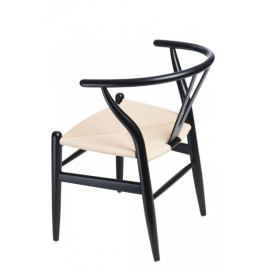Kvalitní modrý sedací vak BeanBag Lumin Chair