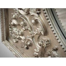 Lustro wiszące Silver 90x120 srebrny
