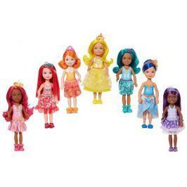 Lalka Barbie Dreamtopia – 7 pak