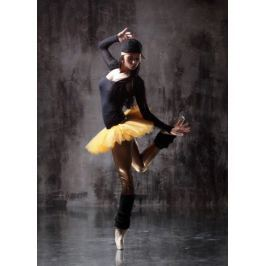Tancerka - fototapeta