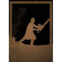 Dusk of Villains - Leatherface, The Texas Chainsaw Massacre - plakat