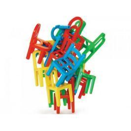 Balance Chairs - Gra Rodzinna Spadające Krzesła