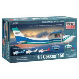 Model plastikowy - Samolot Cessna 150 - Minicraft