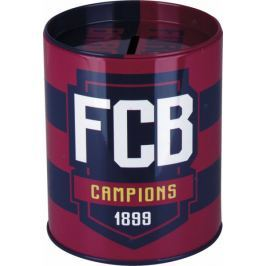 METALOWA SKARBONKA FC-109 BARCA FAN 4