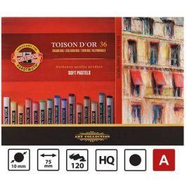 Pastele Toison Dor x36 - soft pastels