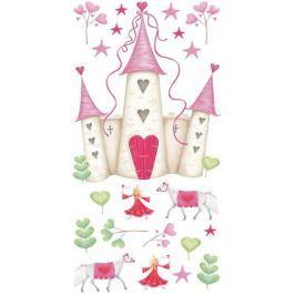Naklejki Zamek Księżniczki