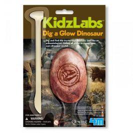 Wykopaliska - mini dinozaury