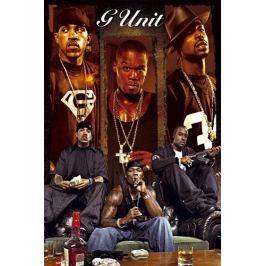 G-Unit - Montage - 50 Cent - plakat
