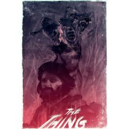 The Thing - plakat premium