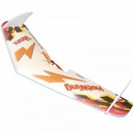 Hotwing 1000 ARF Red - Latające skrzydło Hacker Model