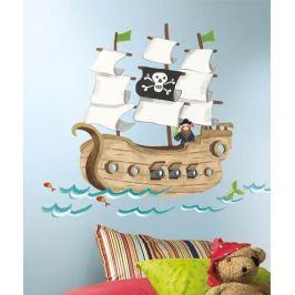 Naklejki Statek Piratów