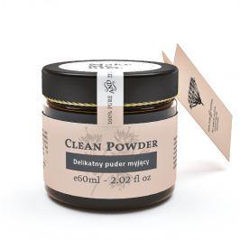 Clean Powder - Delikatny puder myjący do twarzy 60ml - Make Me Bio