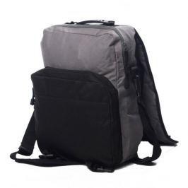 CB109  Męska torba na ramię i do ręki, na laptopa 15,6 cala, dokumenty, szkolna, uniwersalna.