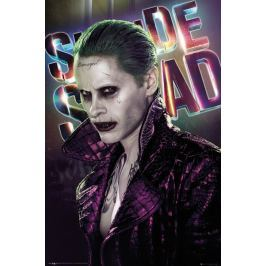 Legion Samobójców Joker - plakat