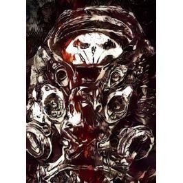 Legends of Bedlam - Raynor, StarCraft - plakat