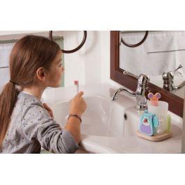 Zestaw do mycia zębów Uśmiechnięty Kotek Sevi