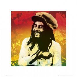 Bob Marley - plakat premium