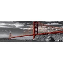 San Francisco Golden Gate - plakat