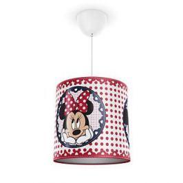 Lampa wisząca abażur Mini Disney Minnie Phillips