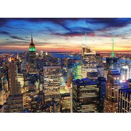 Samoprzylepna fototapeta Nowy Jork o Świcie