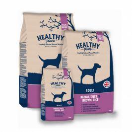 Królik, Kaczka i Brązowy Ryż dla psów dorosłych 2 kg