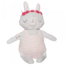 Maskotka dla dzieci biały króliczek Manhattan Toy