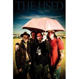 The Used - Skład - plakat