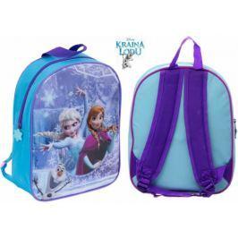 FROZEN KRAINA LODU  Plecaczek dla Dzieci Plecak Disney 3D TURKUS