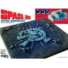 Model plastikowy - Stacja Kosmiczna Space 1999 Moon Base Alpha - MPC