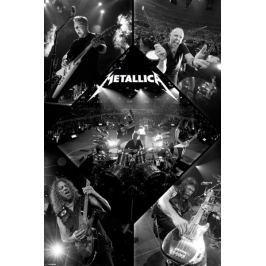 Metallica na Żywo - plakat