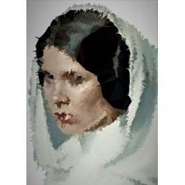 POLYamory - Leia Organa, Gwiezdne Wojny Star Wars - plakat