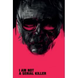 I Am Not a Serial Killer - plakat premium