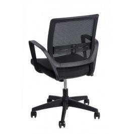 Fotel biurowy Seca B czarny/czarny