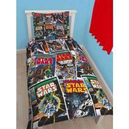 Pościel Star Wars Komiks 135x200cm komplet pościeli