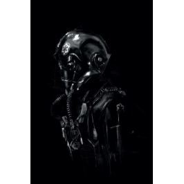 Gwiezdne Wojny TIE pilot - plakat premium