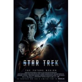 Star Trek Czarna Dziura - plakat