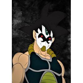 Dragon Ball - Bardock - plakat