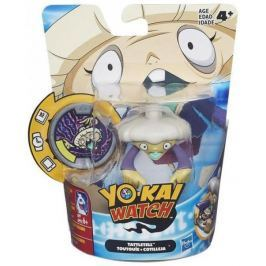 Figurka i medal Yo-Kai Watch - Tattletell