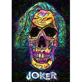 PsychoSkulls, Joker, DC Comics - plakat