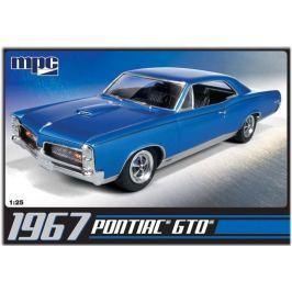 Model Plastikowy Do Sklejania MPC (USA) - 1967 Pontiac GTO